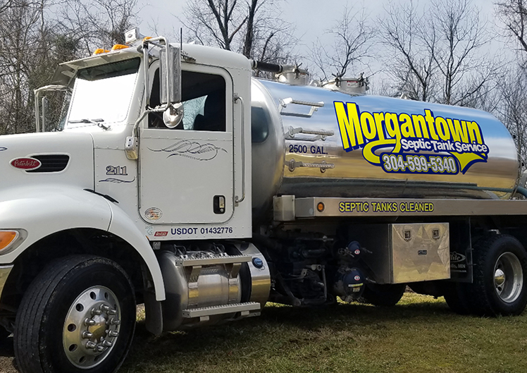 Morgantown Septic Tank Services - septic tank pumping, cleaning and maintenance